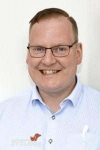 Dyrlæge Morten Brøgger