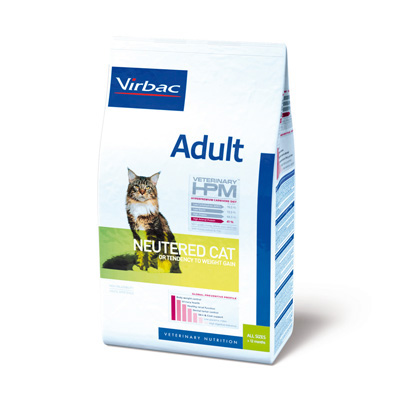 Virbac HPM-Adult-Cat-Neut